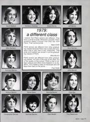 Page 155, 1979 Edition, Plano High School - Planonian Yearbook (Plano, TX) online yearbook collection