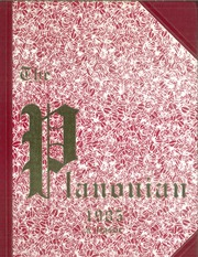 1985 Edition, Plano High School - Planonian Yearbook (Plano, TX)