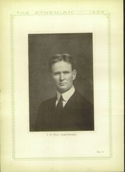 Page 12, 1924 Edition, Sherman High School - Athenian Yearbook (Sherman, TX) online yearbook collection