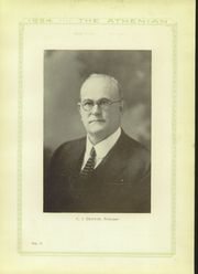 Page 13, 1924 Edition, Sherman High School - Athenian Yearbook (Sherman, TX) online yearbook collection