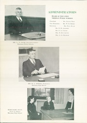 Page 12, 1937 Edition, Sherman High School - Athenian Yearbook (Sherman, TX) online yearbook collection