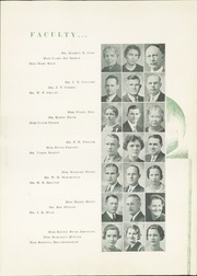 Page 13, 1937 Edition, Sherman High School - Athenian Yearbook (Sherman, TX) online yearbook collection