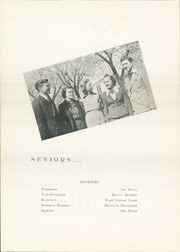 Page 16, 1937 Edition, Sherman High School - Athenian Yearbook (Sherman, TX) online yearbook collection