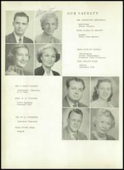 Page 14, 1950 Edition, Sherman High School - Athenian Yearbook (Sherman, TX) online yearbook collection