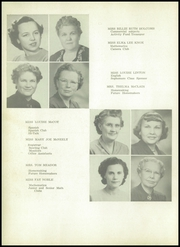 Page 16, 1950 Edition, Sherman High School - Athenian Yearbook (Sherman, TX) online yearbook collection