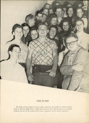 Page 11, 1951 Edition, Sherman High School - Athenian Yearbook (Sherman, TX) online yearbook collection