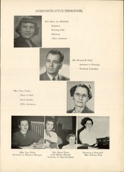 Page 15, 1951 Edition, Sherman High School - Athenian Yearbook (Sherman, TX) online yearbook collection