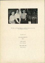Page 8, 1951 Edition, Sherman High School - Athenian Yearbook (Sherman, TX) online yearbook collection
