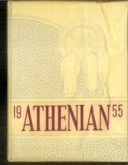 Page 1, 1955 Edition, Sherman High School - Athenian Yearbook (Sherman, TX) online yearbook collection