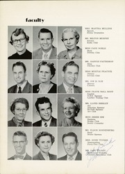 Page 16, 1955 Edition, Sherman High School - Athenian Yearbook (Sherman, TX) online yearbook collection