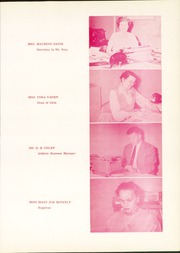 Page 11, 1956 Edition, Sherman High School - Athenian Yearbook (Sherman, TX) online yearbook collection