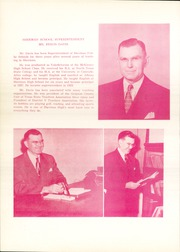 Page 12, 1956 Edition, Sherman High School - Athenian Yearbook (Sherman, TX) online yearbook collection
