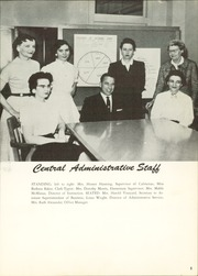 Page 9, 1959 Edition, Sherman High School - Athenian Yearbook (Sherman, TX) online yearbook collection
