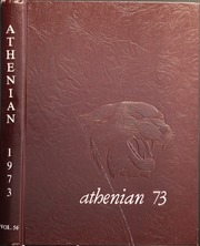 1973 Edition, Sherman High School - Athenian Yearbook (Sherman, TX)