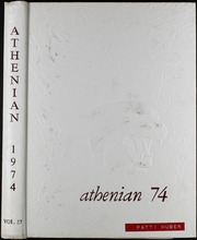 1974 Edition, Sherman High School - Athenian Yearbook (Sherman, TX)