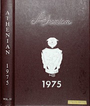 1975 Edition, Sherman High School - Athenian Yearbook (Sherman, TX)