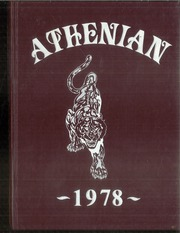 1978 Edition, Sherman High School - Athenian Yearbook (Sherman, TX)