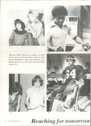 Page 6, 1981 Edition, Sherman High School - Athenian Yearbook (Sherman, TX) online yearbook collection