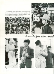 Page 8, 1981 Edition, Sherman High School - Athenian Yearbook (Sherman, TX) online yearbook collection