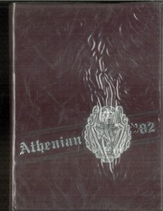 1982 Edition, Sherman High School - Athenian Yearbook (Sherman, TX)