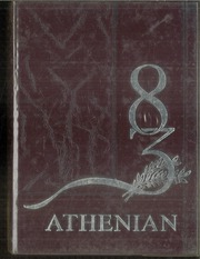 1983 Edition, Sherman High School - Athenian Yearbook (Sherman, TX)