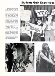 Page 10, 1969 Edition, McCollum High School - Wrangler Yearbook (San Antonio, TX) online yearbook collection