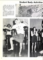 Page 8, 1969 Edition, McCollum High School - Wrangler Yearbook (San Antonio, TX) online yearbook collection