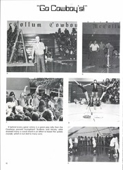 Page 16, 1982 Edition, McCollum High School - Wrangler Yearbook (San Antonio, TX) online yearbook collection