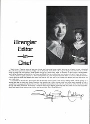 Page 8, 1982 Edition, McCollum High School - Wrangler Yearbook (San Antonio, TX) online yearbook collection