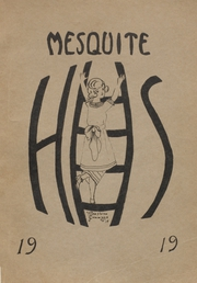 Page 1, 1919 Edition, Hillsboro High School - EL Aquila Yearbook (Hillsboro, TX) online yearbook collection