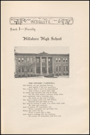 Page 11, 1919 Edition, Hillsboro High School - EL Aquila Yearbook (Hillsboro, TX) online yearbook collection