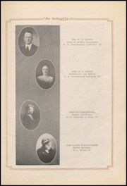 Page 15, 1921 Edition, Hillsboro High School - EL Aquila Yearbook (Hillsboro, TX) online yearbook collection
