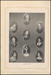 Page 8, 1921 Edition, Hillsboro High School - EL Aquila Yearbook (Hillsboro, TX) online yearbook collection