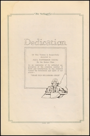 Page 10, 1922 Edition, Hillsboro High School - EL Aquila Yearbook (Hillsboro, TX) online yearbook collection