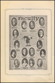 Page 14, 1922 Edition, Hillsboro High School - EL Aquila Yearbook (Hillsboro, TX) online yearbook collection