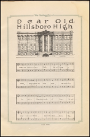 Page 9, 1922 Edition, Hillsboro High School - EL Aquila Yearbook (Hillsboro, TX) online yearbook collection