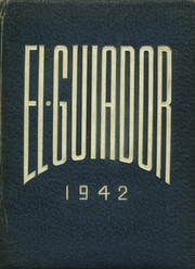 Page 1, 1942 Edition, Hillsboro High School - EL Aquila Yearbook (Hillsboro, TX) online yearbook collection