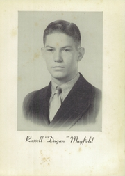 Page 11, 1942 Edition, Hillsboro High School - EL Aquila Yearbook (Hillsboro, TX) online yearbook collection