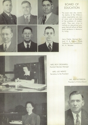 Page 16, 1942 Edition, Hillsboro High School - EL Aquila Yearbook (Hillsboro, TX) online yearbook collection