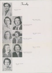 Page 17, 1947 Edition, Hillsboro High School - EL Aquila Yearbook (Hillsboro, TX) online yearbook collection