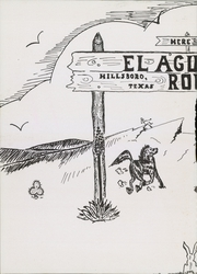 Page 6, 1947 Edition, Hillsboro High School - EL Aquila Yearbook (Hillsboro, TX) online yearbook collection
