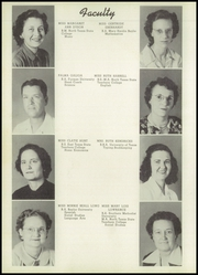 Page 14, 1950 Edition, Hillsboro High School - EL Aquila Yearbook (Hillsboro, TX) online yearbook collection