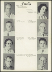 Page 15, 1950 Edition, Hillsboro High School - EL Aquila Yearbook (Hillsboro, TX) online yearbook collection