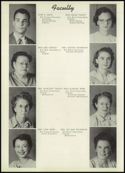 Page 16, 1950 Edition, Hillsboro High School - EL Aquila Yearbook (Hillsboro, TX) online yearbook collection