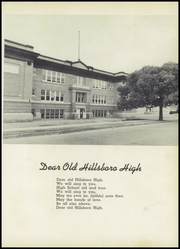 Page 7, 1950 Edition, Hillsboro High School - EL Aquila Yearbook (Hillsboro, TX) online yearbook collection