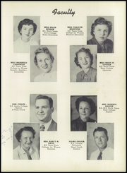 Page 13, 1951 Edition, Hillsboro High School - EL Aquila Yearbook (Hillsboro, TX) online yearbook collection