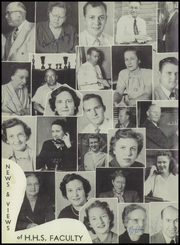 Page 16, 1951 Edition, Hillsboro High School - EL Aquila Yearbook (Hillsboro, TX) online yearbook collection