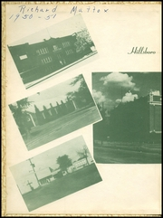Page 2, 1951 Edition, Hillsboro High School - EL Aquila Yearbook (Hillsboro, TX) online yearbook collection