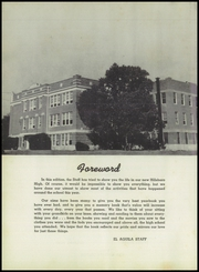 Page 6, 1951 Edition, Hillsboro High School - EL Aquila Yearbook (Hillsboro, TX) online yearbook collection