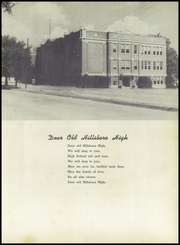 Page 7, 1951 Edition, Hillsboro High School - EL Aquila Yearbook (Hillsboro, TX) online yearbook collection